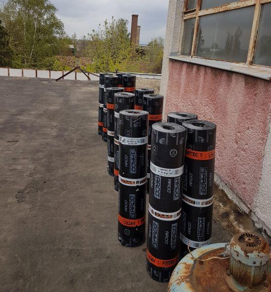 Ремонт на покрив 500кв.м.-14