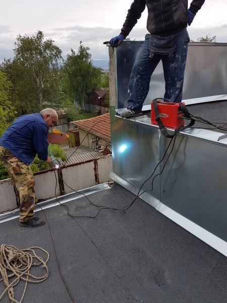 Ремонт на покрив 500кв.м.-13