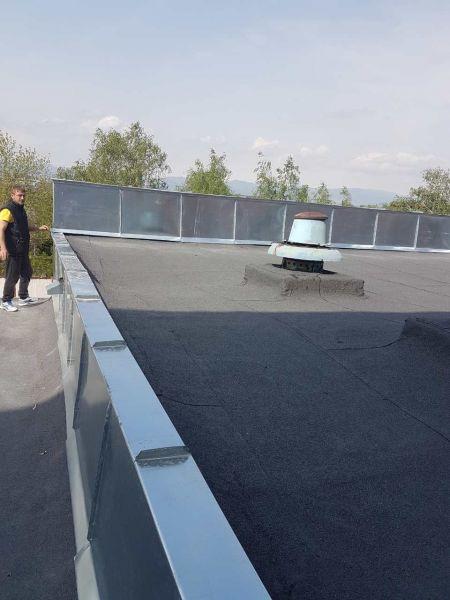 Ремонт на покрив 500кв.м.-9