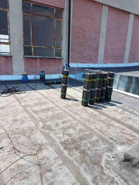 Ремонт на покрив 500кв.м.-4