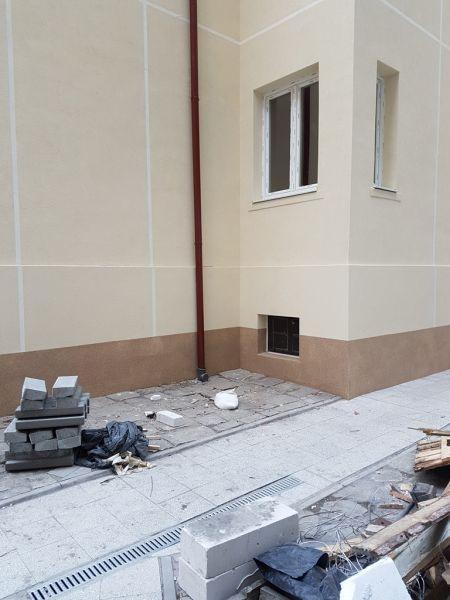 Ремонт на фасада ул.