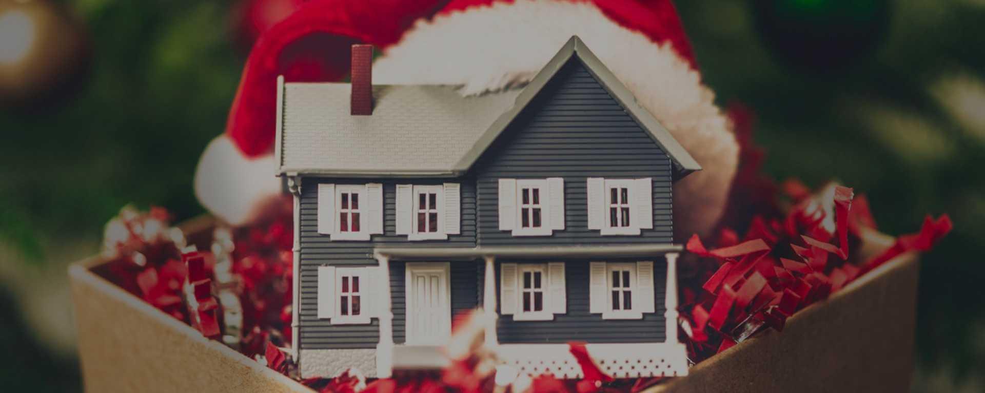 В нов дом за Коледа